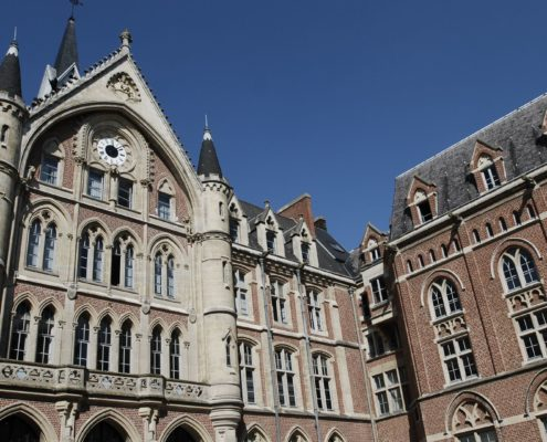 Recheche Université Catholique de Lille