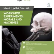 workshop « Experiments, Morals, and Machines »