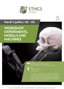 workshop « Experiments, Morals, and Machines »