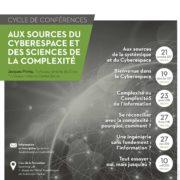 Aux sources du cyberespace et des sciences de la complexité - Jacques Print, professeur émérite du Cnam, Professeur invité du Centre Sèvres