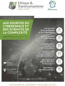 Aux sources du cyberespace et des sciences de la complexité - Jacques Printz