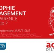 Philosophie et management : La transparence à tout prix ?