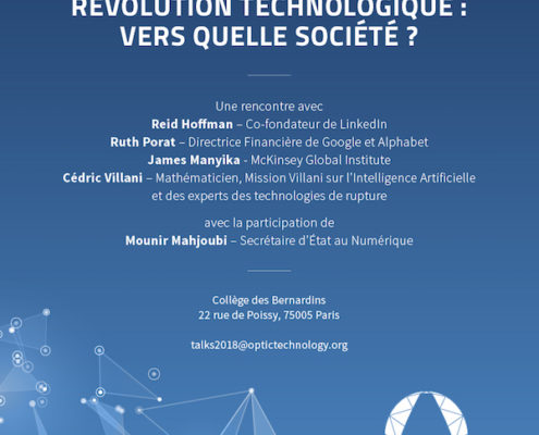 Technological Revolution : towards what society?
